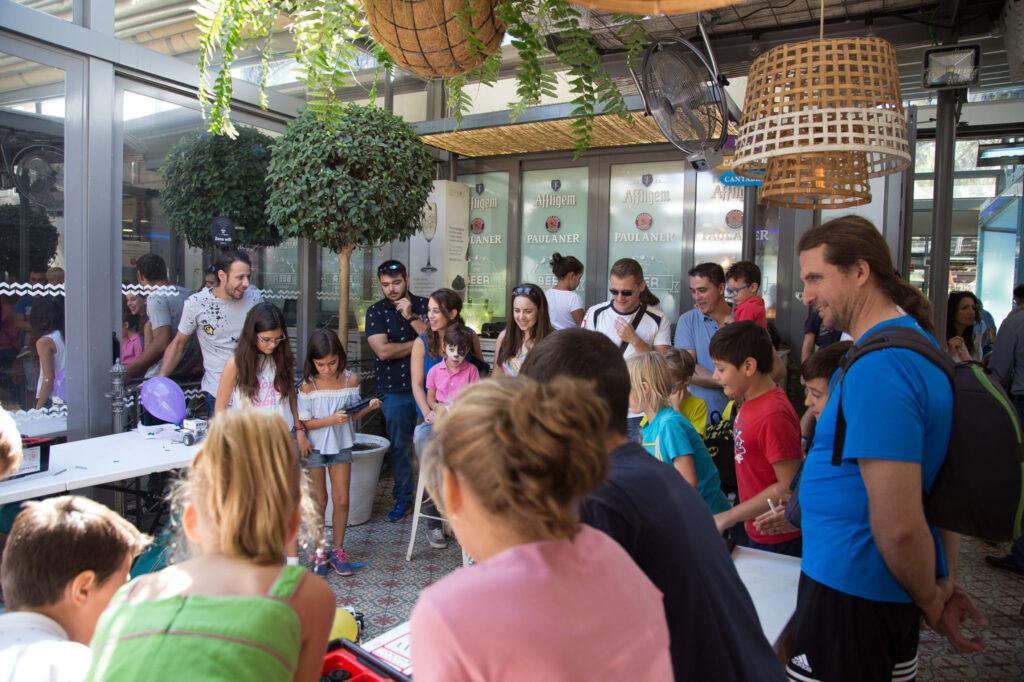 """B-Wit-Vuelta-al-Cole-14-1024x682 El Mercado Victoria celebra la """"Vuelta al cole"""" con actividades infantiles gratuitas"""